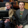 Stephen Hawking, 'The Big Bang Theory' Dizisinin Sezon Finalini Onurlandırdı (Spoiler)