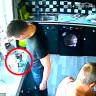 Eve Gizli Kamera Yerleştirdikten Sonra Kendini Paranormal Olayların Ortasında Bulan Aile