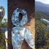 Pamukkale'de Gökyüzünden Bir Anda Yere Düşerek Paniğe Neden Olan Cisim