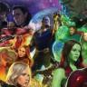Avengers: Infinity War'un Sonunda Başına Ne Geldiği Bilinmeyen 16 Marvel Karakteri!