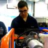 Türk Lise Öğrencisi, 6 Farklı Yakıtla Çalışabilen Turbojet Motor Üretti!