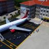 Hibe Edilen Yolcu Uçağı, Antalya'da Bir Lisenin Okulu Haline Geldi!