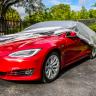 Tesla S'in Karıştığı Trafik Kazasının Arkasındaki Sır Perdesi Aralandı