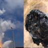 Space X Roketini Çeken NASA Fotoğrafçısının Cayır Cayır Yanan Fotoğraf Makinesi