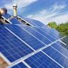 Güneş Panellerinin Temizlik İşleminin Drone ile Havadan Çekilmiş Görüntüleri(Video)