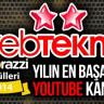 Webrazzi Ödülleri 2014'te Yılın En Başarılı Youtube Kanalı Olduk!