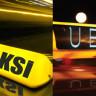 Atatürk Havalimanı'nda Uber Sürücüsü ve Taksiciler Arasında Yolcu Alma Gerginliği