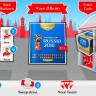 Panini Çıkartma Albümü, 2018 Dünya Kupası Online Oyunuyla Geri Döndü!