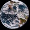 GOES-17 Uydusunun Elde Ettiği İlk Büyüleyici Dünya Görüntüleri Paylaşıldı