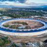 Apple'ın Muhteşem Kampüsü Apple Park'a Ait Drone Görüntüleri Yayınlandı