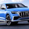 BMW ve Mercedes'e Bile 'Vay Be' Dedirtecek Audi Q8 Tanıtıldı!