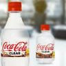 Coca Cola; Tamamen Renksiz, 0 Kalorili Coca Cola Clear'ın Satışlarına Başladı
