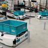 Binlerce Çalışanı İşinden Edecek Yeni Depo Robotları Üretiliyor