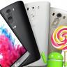 LG G3 İçin Lollipop Güncellemesi Türkiye'de De Başladı
