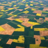 Uçaklarda Yolcuların Pencere Kenarından Çektikleri Büyüleyici Güzelliğe Sahip 20 Manzara Fotoğrafı