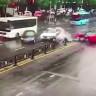 Kadın Sürücü, Kiraladığı  3 Milyon TL'lik Ferrari'yi Haşat Etti