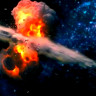 Yakın Galaksilerimizin Birinde Devasa Bir Patlama Yaşandı