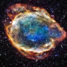 Astronomlar, Sıradan Süpernovalardan 10 Kat Daha Güçlü Garip Bir Patlama Kaydetti
