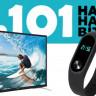 A101, Bu Hafta Uygun Fiyata Xiaomi Mi Band 2 ve Toshiba TV Satacak