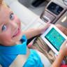 Yapılan Bir Araştırmaya Göre Çocuklar, Çok Erken Yaşlarda Tablet Kullanmaya Başlıyor