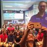 NASA Yöneticisi, İzmir Uzay Kampı'ndaki Gençlerle Görüştü