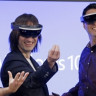 Microsoft HoloLens Sanal Gerçekliğin Sınırlarını Zorlayacak