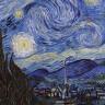 Kendinizi Van Gogh'un Ünlü Tablosunun İçinde Bulacağınız Müthiş Optik İllüzyon