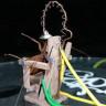Hamam Böceğini Elektrikli Sandalyede İdam Eden Heykeltıraş (+18 Video)