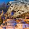 Disney'in Star Wars Temalı Parkı ve Oteli Neye Benzeyecek?