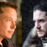 Elon Musk: 'İrlanda'da Game of Thrones Setini Ziyaret Ettim'
