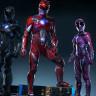 Power Rangers Filmi İçin Kullanılan Dekorlar ve Kostümler Açık Arttırmaya Çıkartılacak