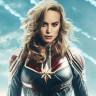 Dört Gözle Beklenen Captain Marvel'den Sevindirici Bir Haber Var