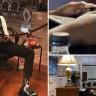Cesedi Giydirilerek Konsolun Başına Oturtulan Adamın Sosyal Medyada Viral Olan Görüntüleri