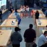 4 Hırsız, Apple Store'dan 27 Bin Dolar Değerinde Ürün Çaldı
