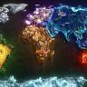 İlginç Bilgileri Görselleştiren, Ufkunuzu Açacak 7 Harita