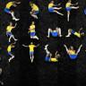 Dünya Kupası Maçlarında Yerden Kalkmayan Brezilyalı Futbolcu Neymar'ın 'Font'u Yapıldı