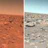 NASA, Mars Görüntülerini Dünya'daki Bir Adada Çekerek Hepimizi Kandırıyor mu?