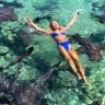 Instagram Fenomeni Katarina Zarutskie, Köpek Balığının Saldırısına Uğradı
