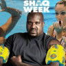 """Eski NBA Yıldızı Shaquille O'Neal, """"Shark Week"""" İçin Köpek Balıklarıyla Dolu Sulara Dalacak"""