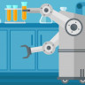 Bilim İnsanları, Deneyler Sırasında Yapay Zekayı Kullanan Bir Robot Kimyacı Geliştirdi
