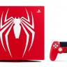 Spider-Man'e Özel Tasarlanan PS4 Pro Sürümü Muhteşem Görünüyor