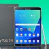 Samsung'un Yeni Tableti Galaxy Tab S4'te İris Tanıma Özelliği Olacak