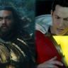 DC Kararlı Geliyor: Aquaman ve Shazam'ın Fragmanları Yayınlandı