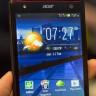 Acer, Mart'ta Yeni Akıllı Telefonlarını Tanıtacak