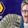 John McAfee: Bitfi Cüzdanımı Hackleyene 100 Bin Dolar Vereceğim