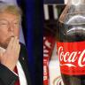Donald Trump Yüzünden Şimdi de Coca-Cola'nın Fiyatı Artacak