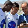 Kolombiya'dan Futbolcu Transfer Eden Türk Takımı, Futbolcularla Google Translate Aracılığı İle İletişim Kuruyor
