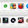 Google Play'de Türk Lirası Devri
