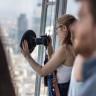 Fotoğraf Çekerken Camdan Yansıyan Işığı Engelleyen Lens Başlığı