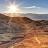 Dünyanın En Sıcak Yerlerinden Ölüm Vadisi'nde Bile Sıcaklık Rekoru Kırıldı